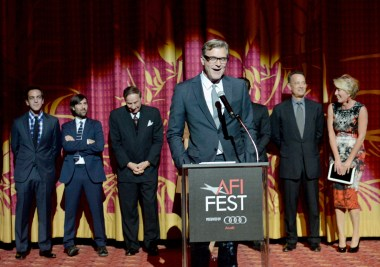 Disney Saving Mr Banks Premiere Afi Fest 2013 Hollywood Film Introduction With Cast And Crew
