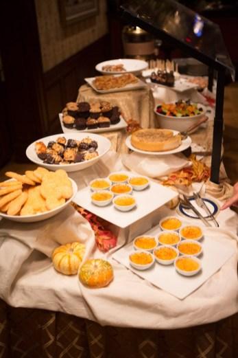 Disneyland Club 33 Disneyexaminer Visit Lunch Dessert Buffet