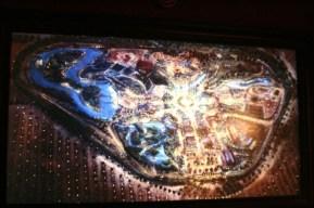 Disneyland Dream Suite Exclusive Tour Disneyexaminer Frontierland Bedroom Glow In The Dark Disneyland Map