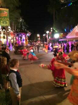 Disneyland Resort Holidays Press Event 2013 Viva Navidad First Look