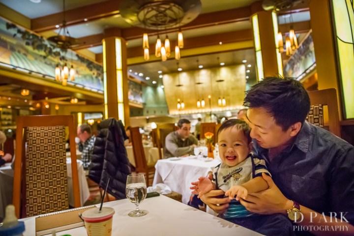 Paleo Whole30 Dieting Disney Parks Disneyexaminer Baby Knightly Dining Room