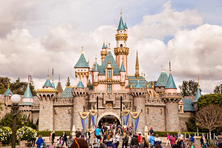 Paleo Whole30 Dieting Disney Parks Disneyexaminer Sleeping Beauty Castle