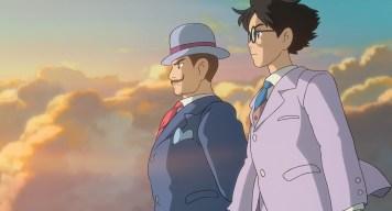 The Wind Rises Studio Ghibli Jiro Horikoshi Caproni Dream