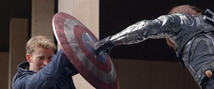 Disney Marvel Captain America Winter Soldier
