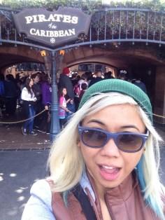Disneyexaminer Ideal Disneyland Day Zeila Selfie Pirates Of The Caribbean