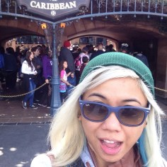 Disneyexaminer Ideal Disneyland Day Zeila Selfie Pirates Of The Caribbean