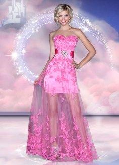 Disneyland Resort Prom Alternative Disneyexaminer Modern Aurora Sleeping Beauty Dress