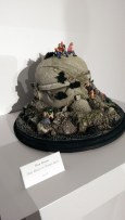 Disney Consumer Products Lucasfilm Neff Star Wars Legion Art Exhibit Dan Owen