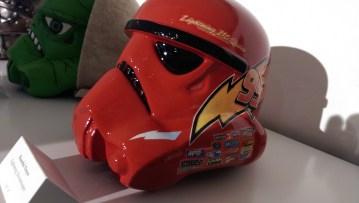 Disney Consumer Products Lucasfilm Neff Star Wars Legion Art Exhibit Lightning Mcqueen