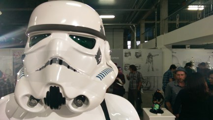 Disney Consumer Products Lucasfilm Neff Star Wars Legion Art Exhibit May The 4th Be With You
