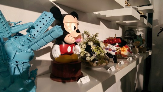 Disney Consumer Products Lucasfilm Neff Star Wars Legion Art Exhibit Mini Helmets