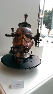 Disney Consumer Products Lucasfilm Neff Star Wars Legion Art Exhibit Steampunk