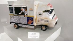 Disney Consumer Products Lucasfilm Neff Star Wars Legion Art Exhibit Taco Truck