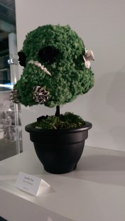 Disney Consumer Products Lucasfilm Neff Star Wars Legion Art Exhibit Topiary