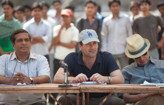 Disney Million Dollar Arm Darshan Jariwala Jon Hamm Alan Arkin Tryouts