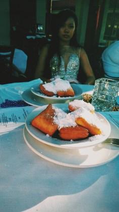 Downtown Disney Prom Dining Ralph Brennans Jazz Kitchen Disneyexaminer Beignets