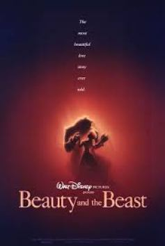 Disney Beauty And The Beast Original Movie Poster