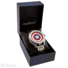 Star Wars Marvel Disney Consumer Products Ultimate Fanboy Fathers Day Captain America Watch