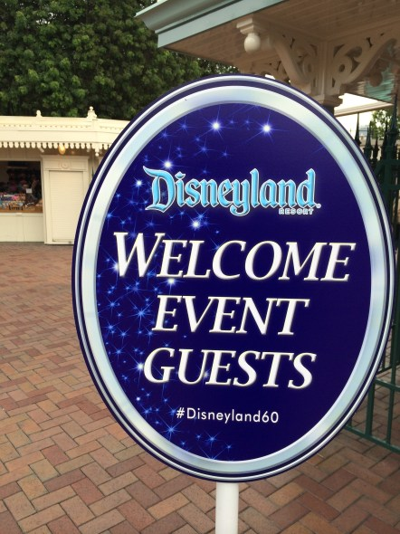 Some people wanted to use #Disneyland59