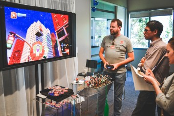 Disney Consumer Products 2014 Holiday Gift Showcase Disneyexaminer Infinity Video Game