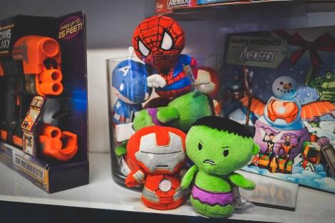 Disney Consumer Products 2014 Holiday Gift Showcase Disneyexaminer Marvel Mini Plushes