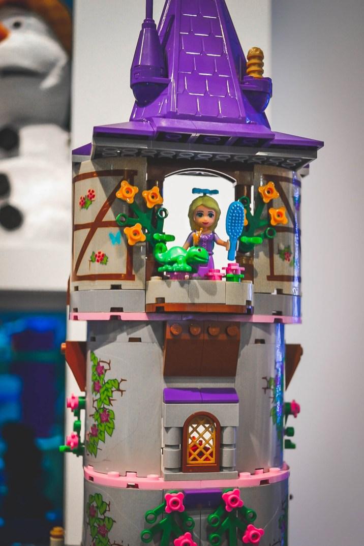 Disney Consumer Products 2014 Holiday Gift Showcase Disneyexaminer Rapunzel Tangled Lego
