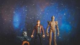 Disney Marvel Guardians Of The Galaxy Hasbro Toys Disneyexaminer Mini Figurines Rocket Raccoon Star Lord Groot