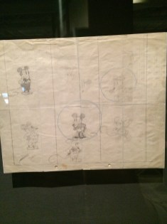 Walt Disney Family Museum Presidio San Francisco First Drawing Of Mickey Mouse