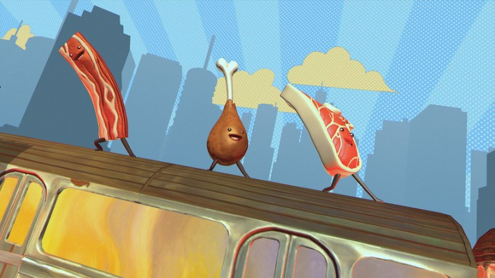 Disney Fantasia Music Evolved Gameplay Neighborhood