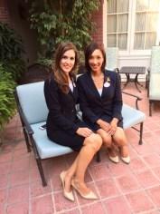 Megan Navarette & Sachiko White