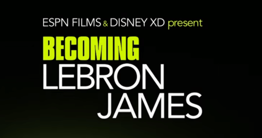 Becoming Lebron James Disney XD Series