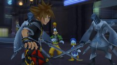 Disney Square Enix Kingdom Hearts Hd 2 5 Remix Sora Gameplay