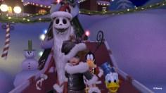 Disney Square Enix Kingdom Hearts Hd 2 5 Remix Sora Jack Skellington