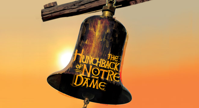 Disney Theatrical Productions Hunchback Of Notre Dame Logo