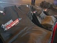 Rundisney Avengers Half Marathon Volunteer Tshirt