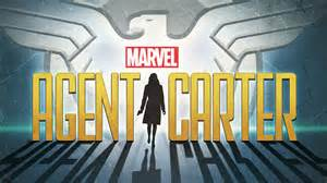 Disney Abc Marvel Agent Carter Logo