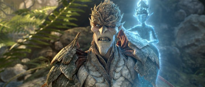 Disney Lucasfilm Strange Magic Bog King