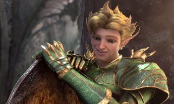 Disney Lucasfilm Strange Magic Roland