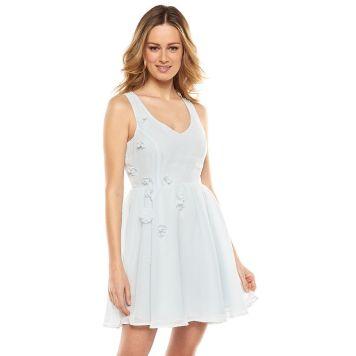 Lauren Conrad Ballad Blue Dress