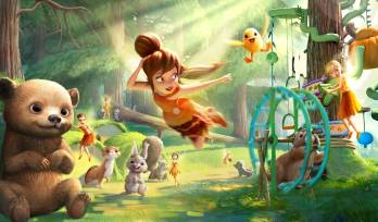 Tinker Bell And The Legend Of The NeverBeast Fawn