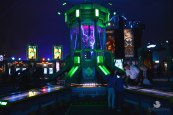 Dome Interior Marvel Experience Disneyexaminer Tour