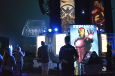 Iron Man Flying Training Marvel Experience Disneyexaminer Tour