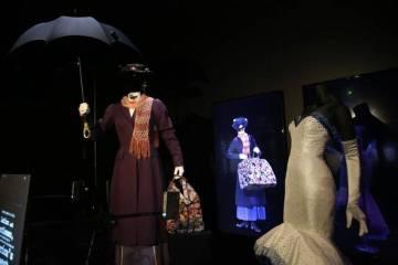 Mary Poppins Hollywood Costume Exhibition Oscars LACMA