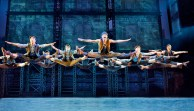 Disney Newsies Musical Tour Jumping