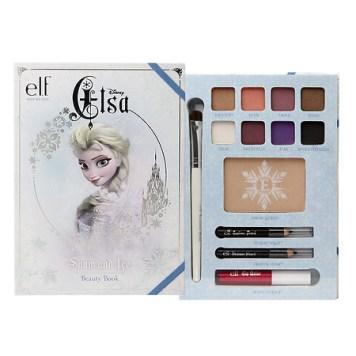 E L F Disney Elsa Snow And Ice Beauty Book