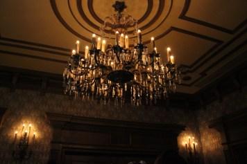 Haunted Mansion Chandelier Going To Disneyland Alone Guide Disneyexaminer