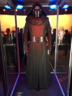 Star Wars Celebration Anaheim Disneyexaminer Force Awakens Costumes Props Exhibit Kylo Ren