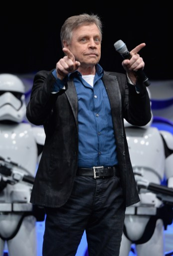 Star Wars Celebration Anaheim Disneyexaminer Force Awakens Panel Mark Hamill