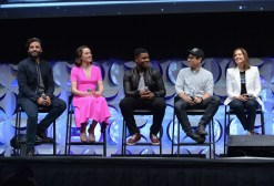 Star Wars Celebration Anaheim Disneyexaminer Force Awakens Panel New Cast