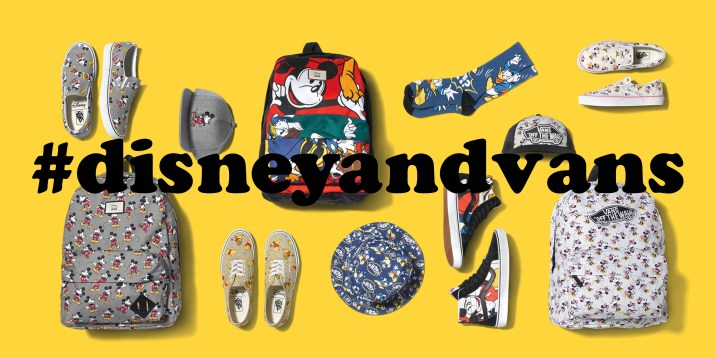 Disney And Vans Young At Heart Collection 6